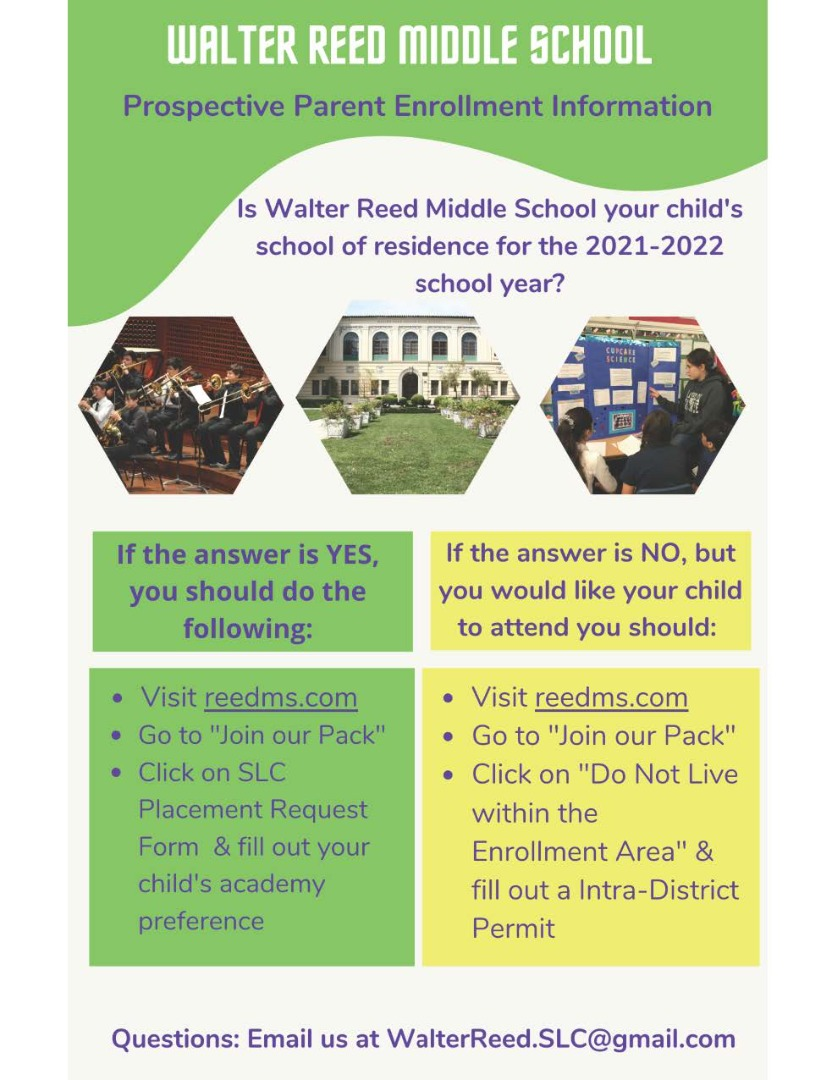 Walter Reed Middle School