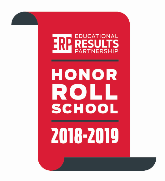 ERP Honor Roll School logo