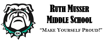 Ruth Musser Make Yourself Proud logo