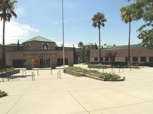 Ruth Musser Middle School