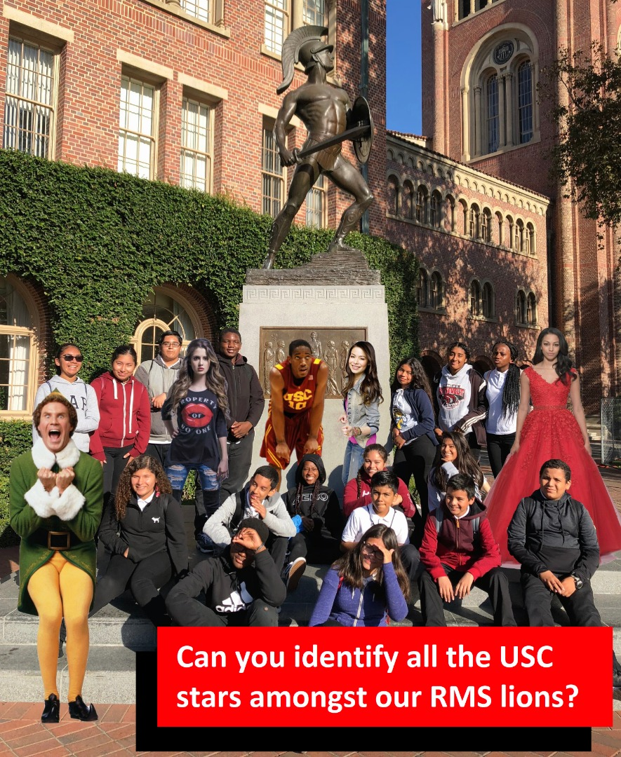 RMS Lions at USC