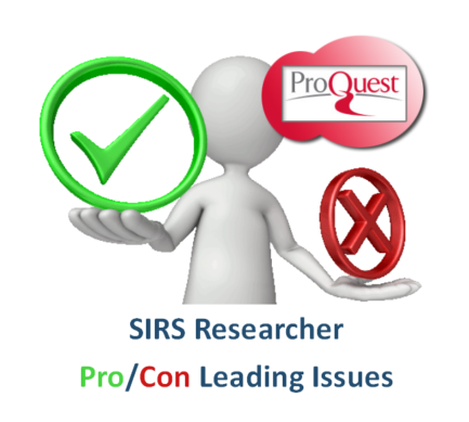 pros & cons leading issues