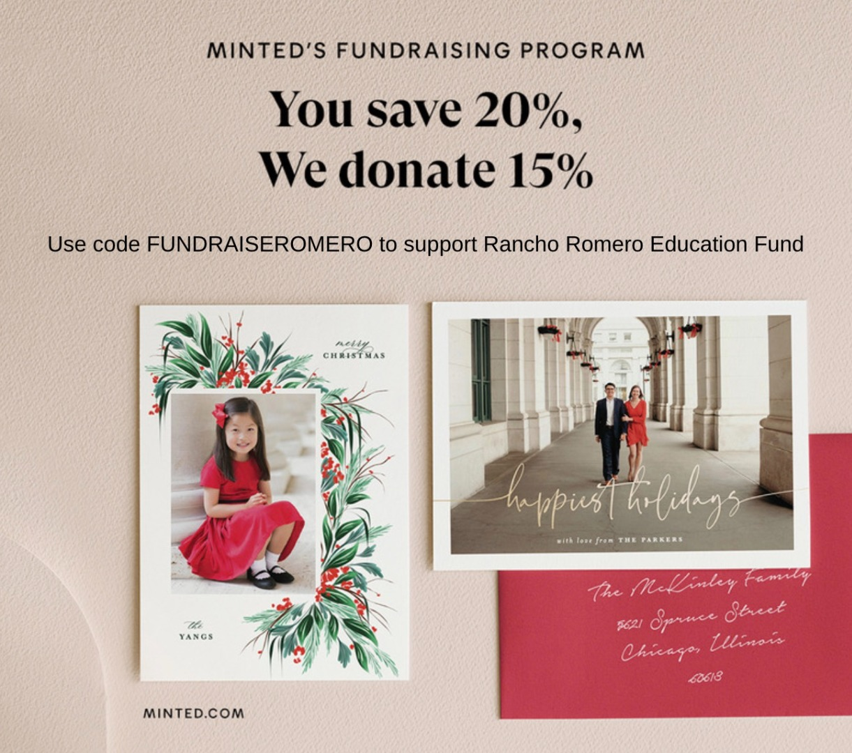 Minted Fundraising