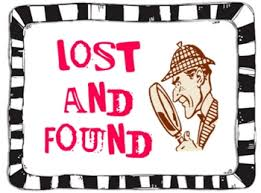 Check Lost and Found