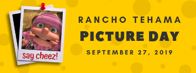 Rancho Tehama Picture Day