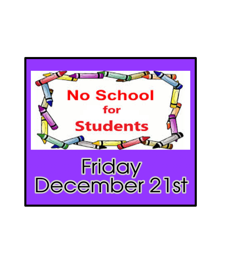 Non Student Day