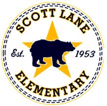 School Logo a bear