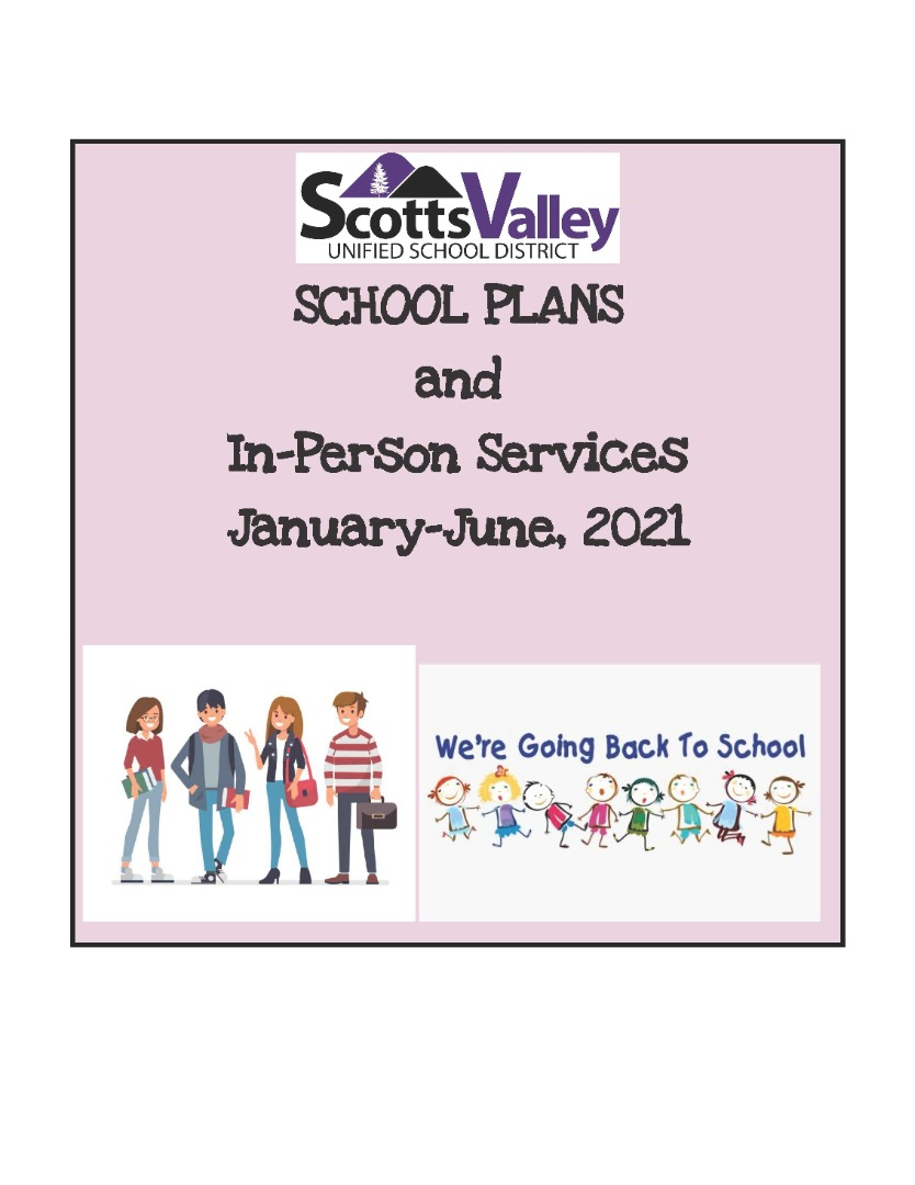 School plans cover page