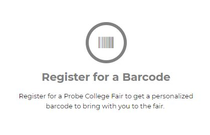 Register a Barcode