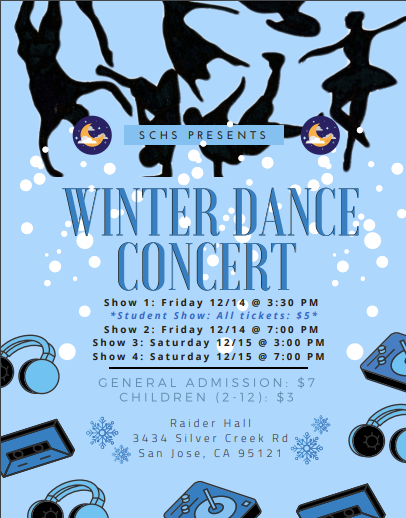 Winter Dance Concert 2018