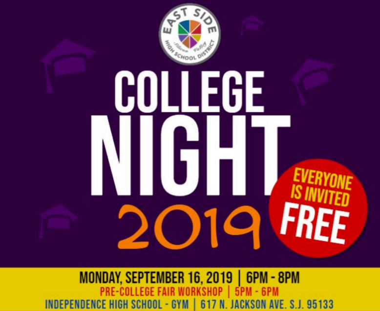 2019 College Night