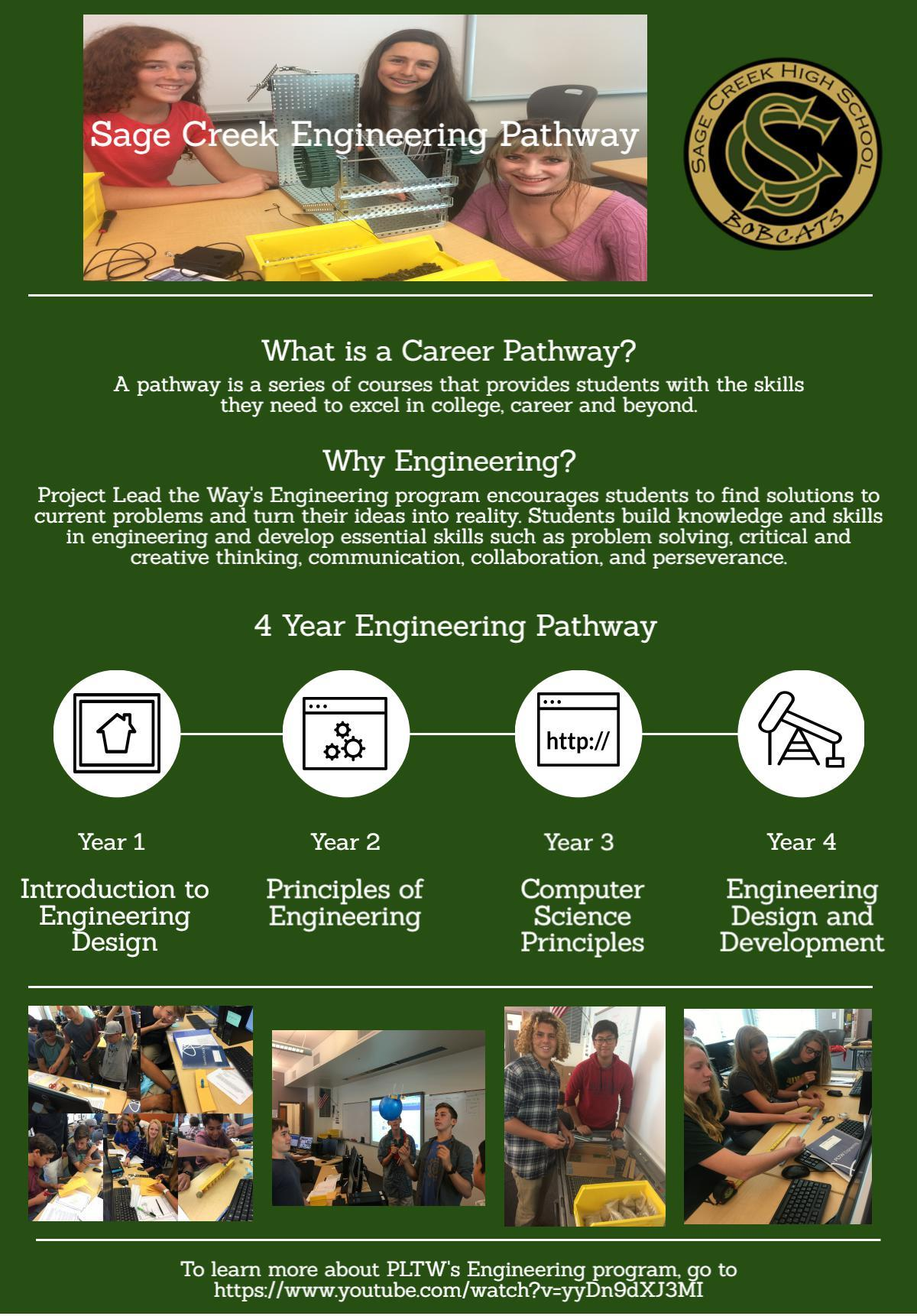 SCHS Engineering Pathway