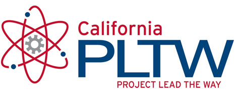 california project lead the way logo