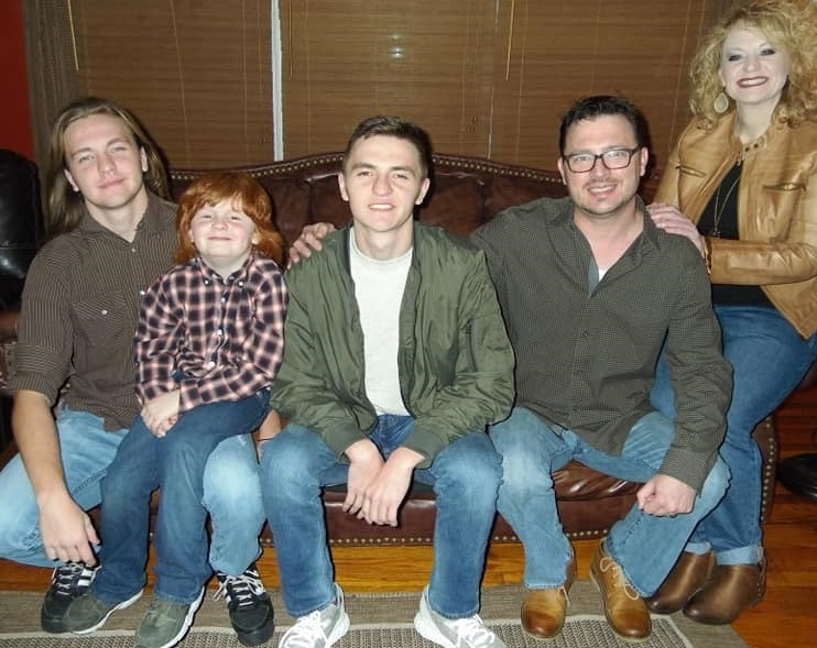 The Todd Family- Tiffany, Trent, Tanner, Trace, Ty