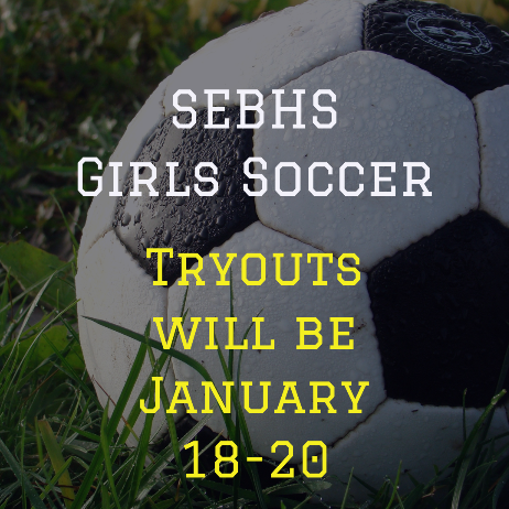 Girls' Soccer Tryouts!