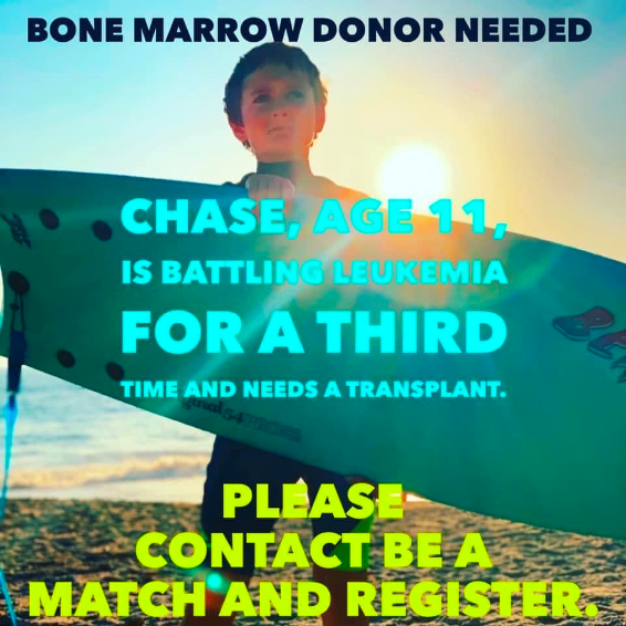 Bone Marrow Donor Needed