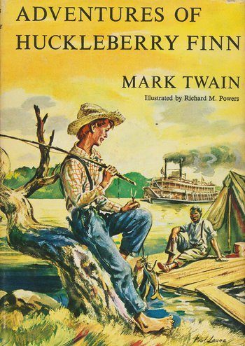 Our Next Big Read: The Adventures of Huckleberry Finn by Mark Twain
