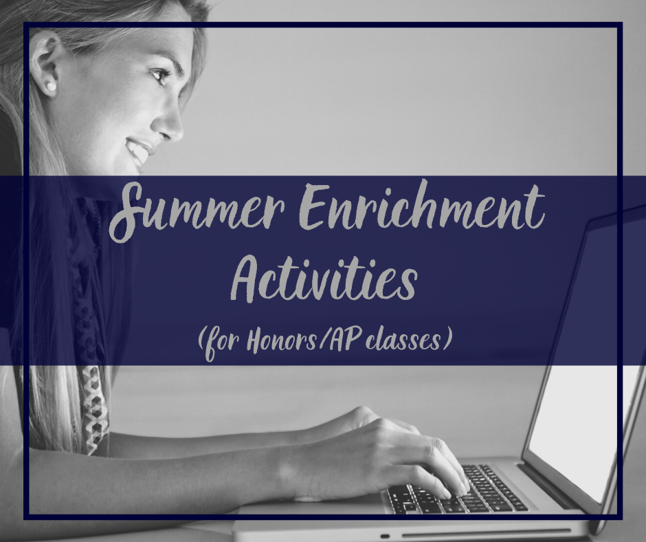 Summer Enrichment Activities