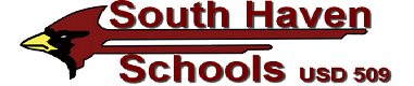 South Haven Cardinal Logo