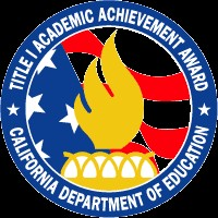 Title 1 Academic Achievement Award Logo