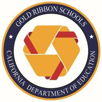 Gold Ribbon School Award Logo