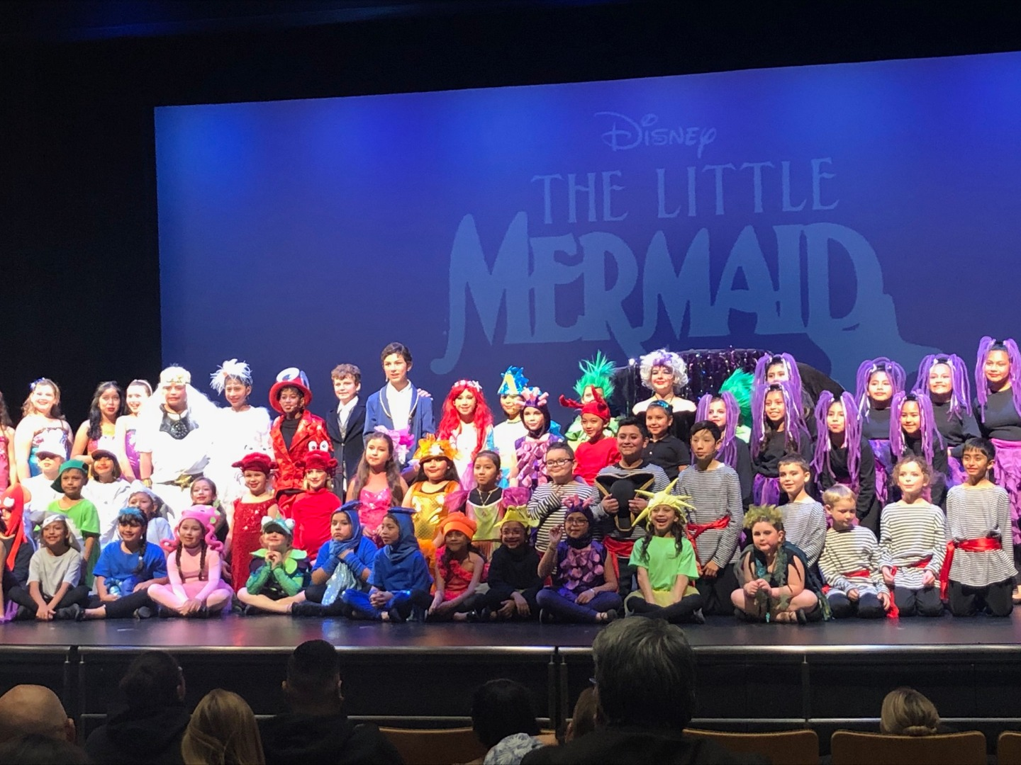 2019 Little Mermaid Play