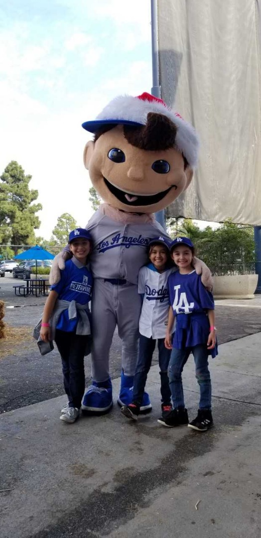 Dodgers Kids Event 2018