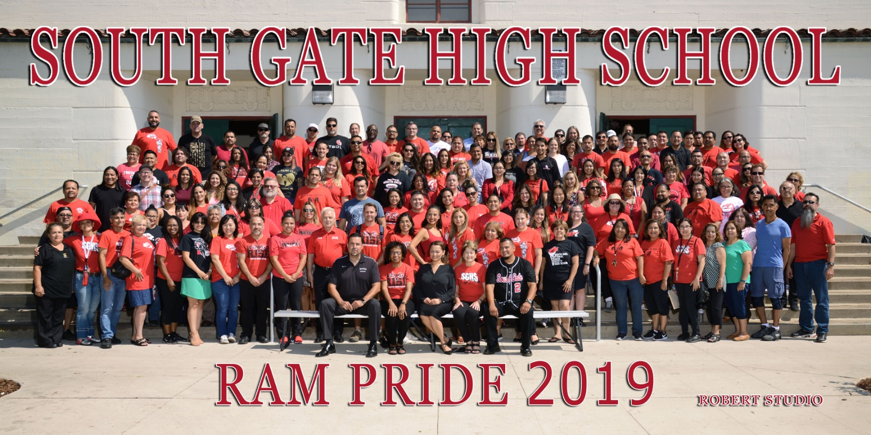 2019 Faculty Picture