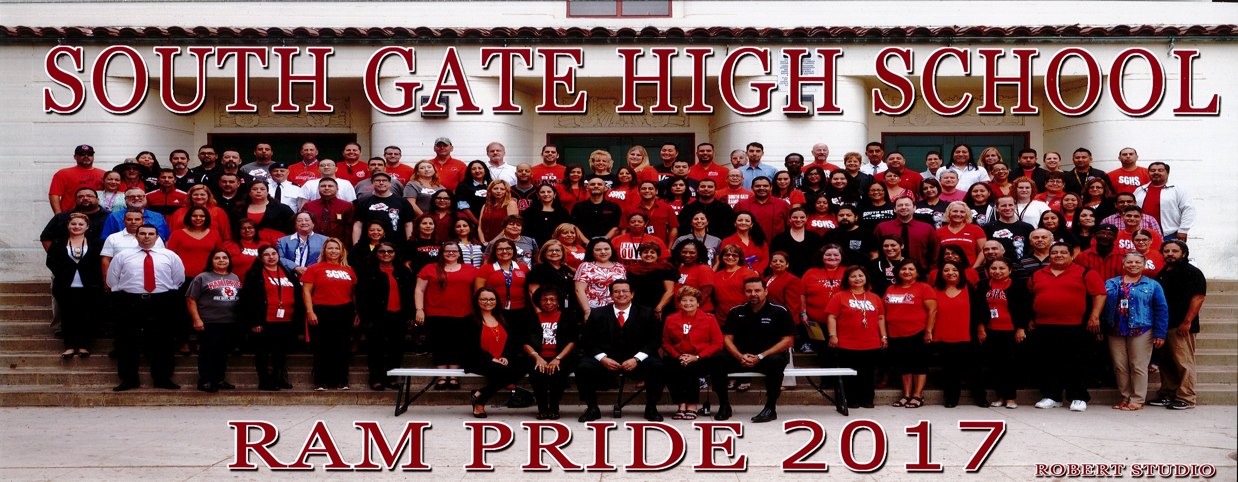 2017 Faculty Picture