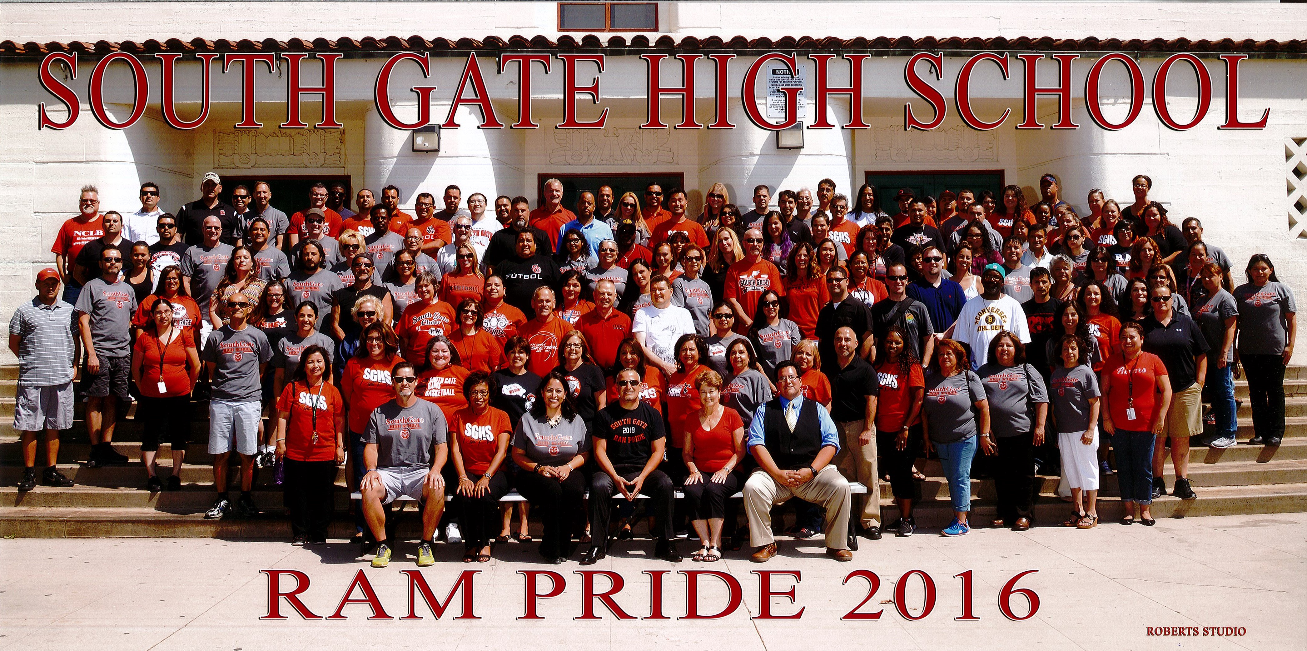 2016 Faculty Picture
