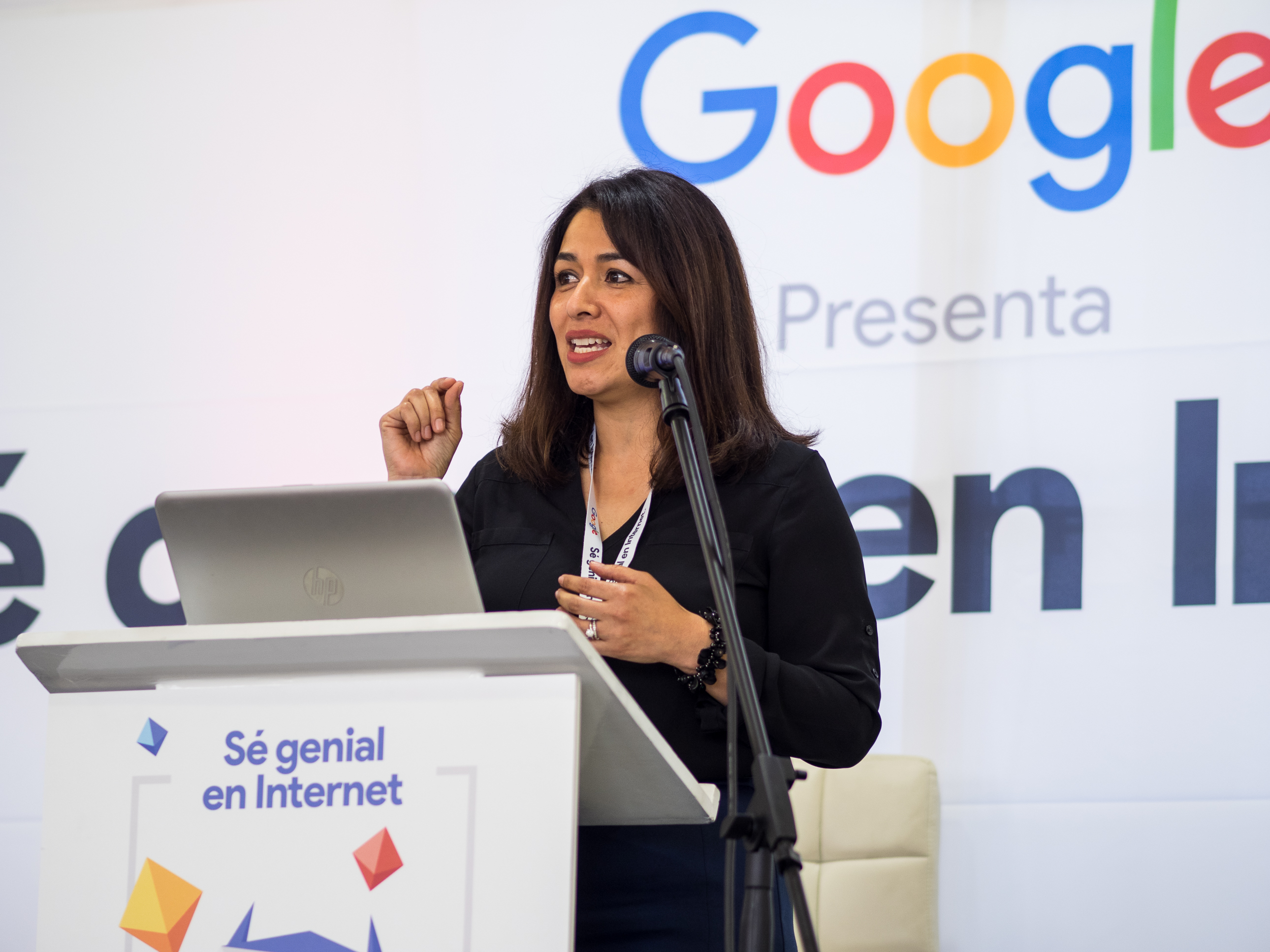 Google & Hispanic Heritage Foundation: Be Internet Awesome Event 2018