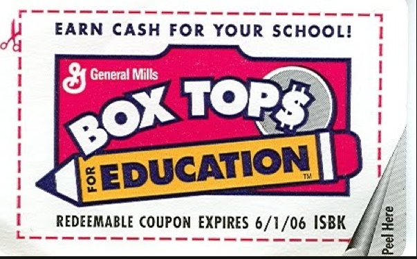 Box top Tuesday Begins January 14!