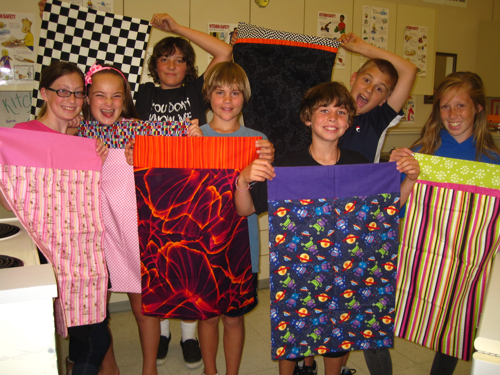 Pillowcases - Well Done!