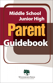 Middle School Parent Guidebook Booklet
