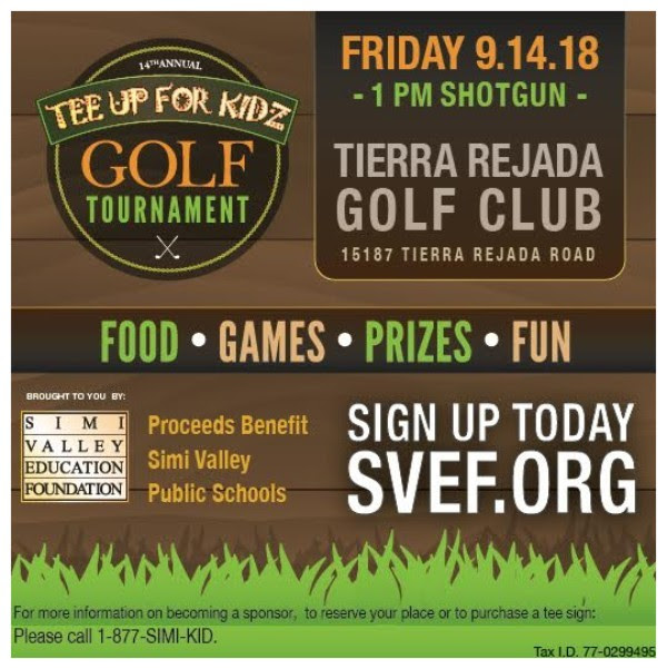 tee up for kids golf tournament