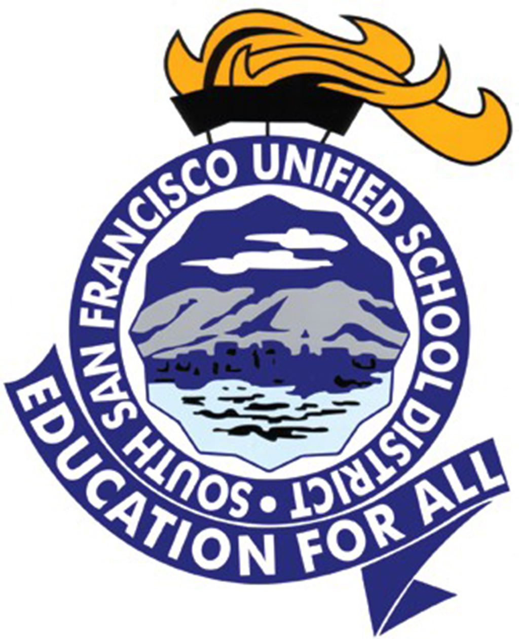 South San Francisco Unified School District logo