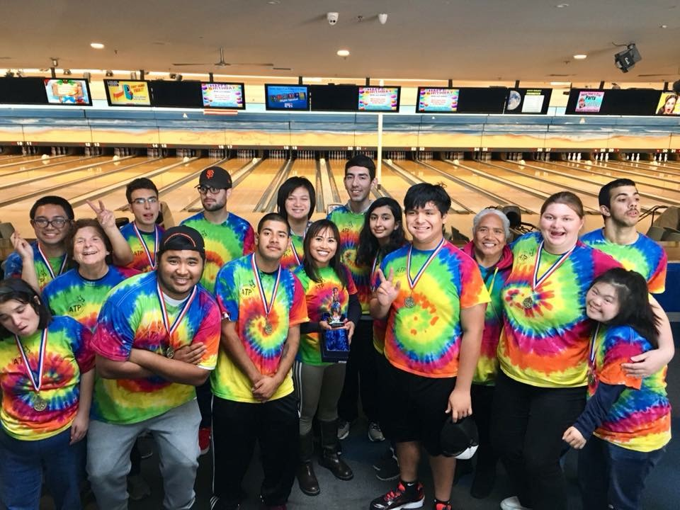 WE WON! (Special Olympics Bowling Tournament - 11/28/2017)