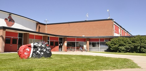 Soda Springs High School