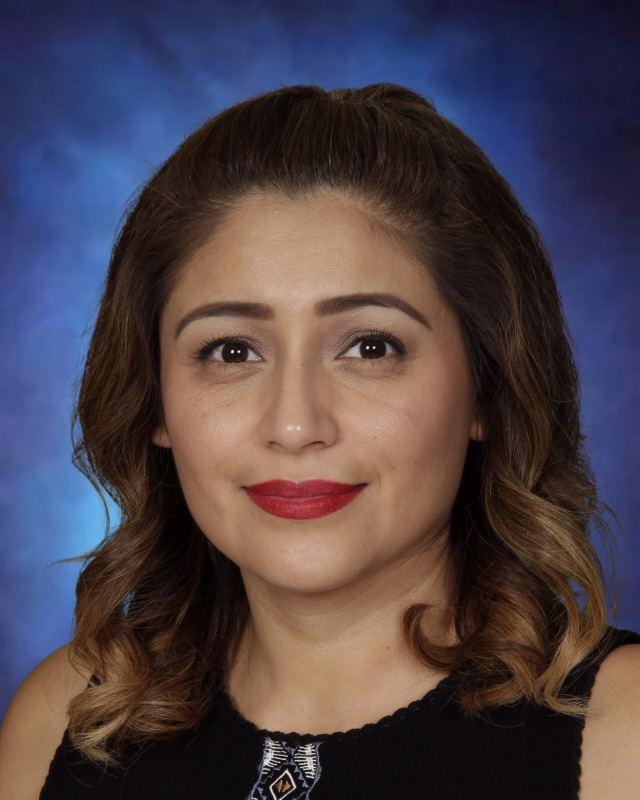 Mrs. Galindo Parent Representative