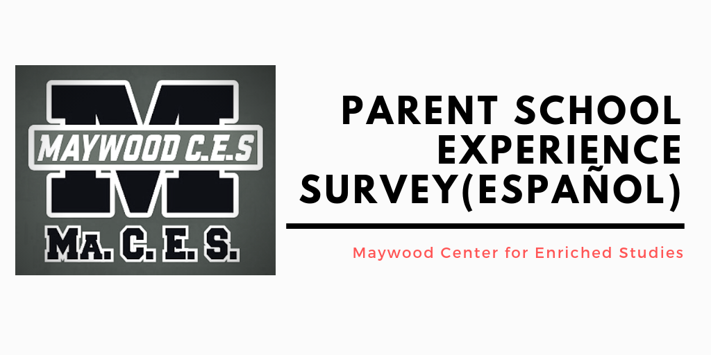 Parent Survey Link