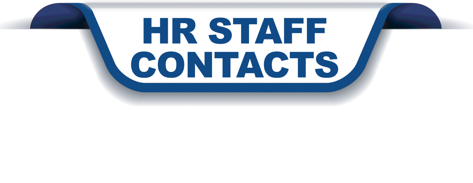 HR contacts link