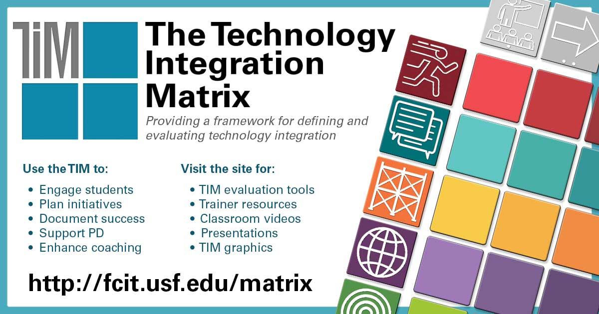 The Technology Integration Matrix