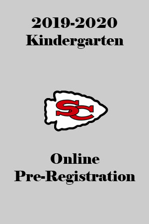 2019-2020 Kindergarten Online Pre-Registration