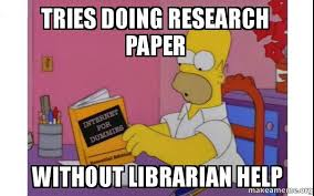 Simpsons research meme