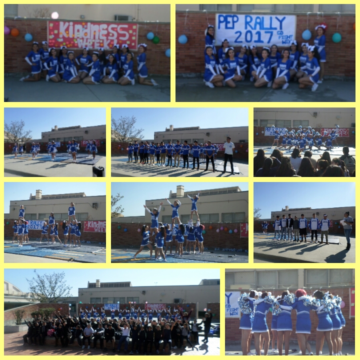 KINDNESS PEP Rally