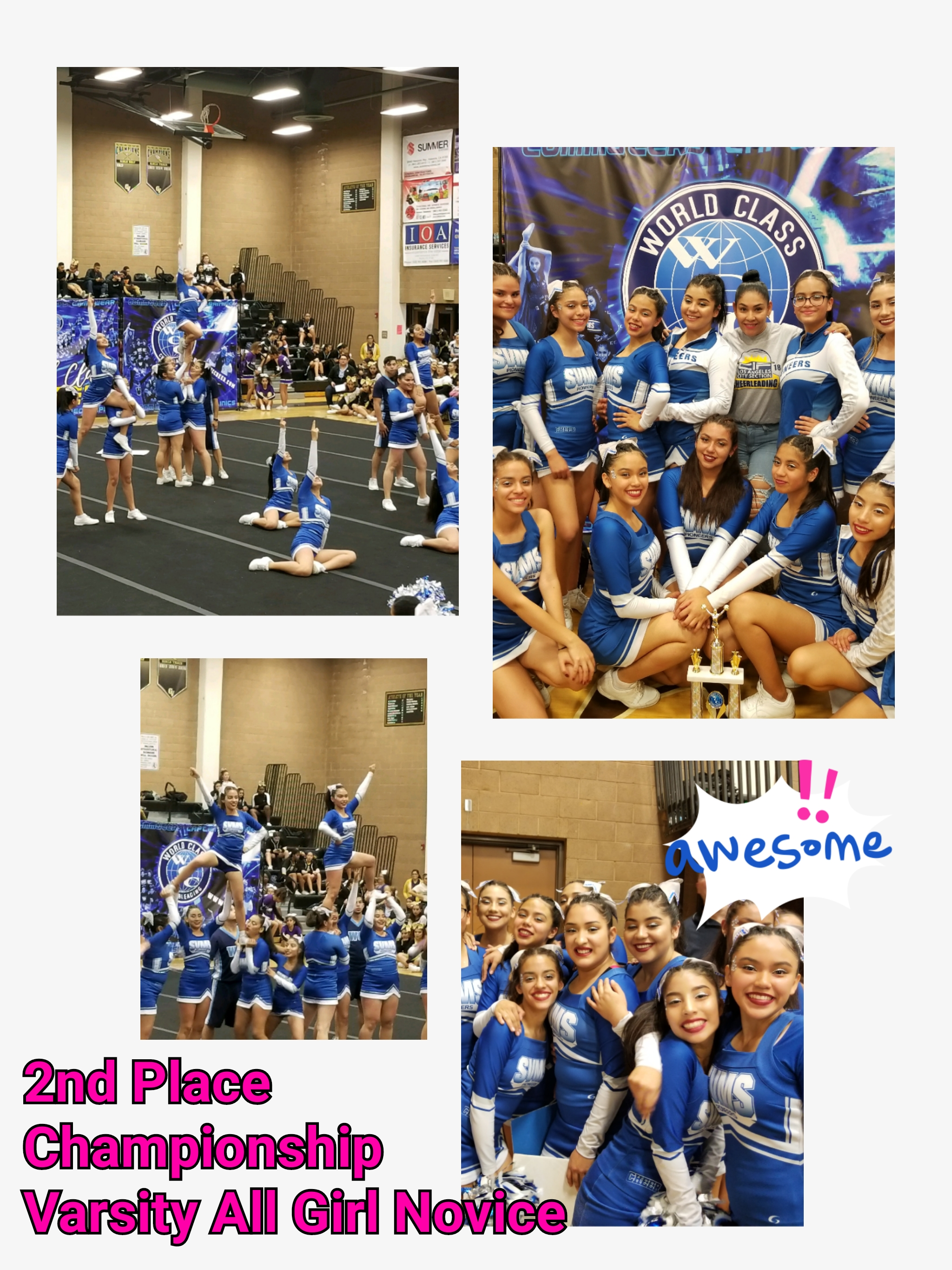 World Class Cheer Championship-3/10/2018