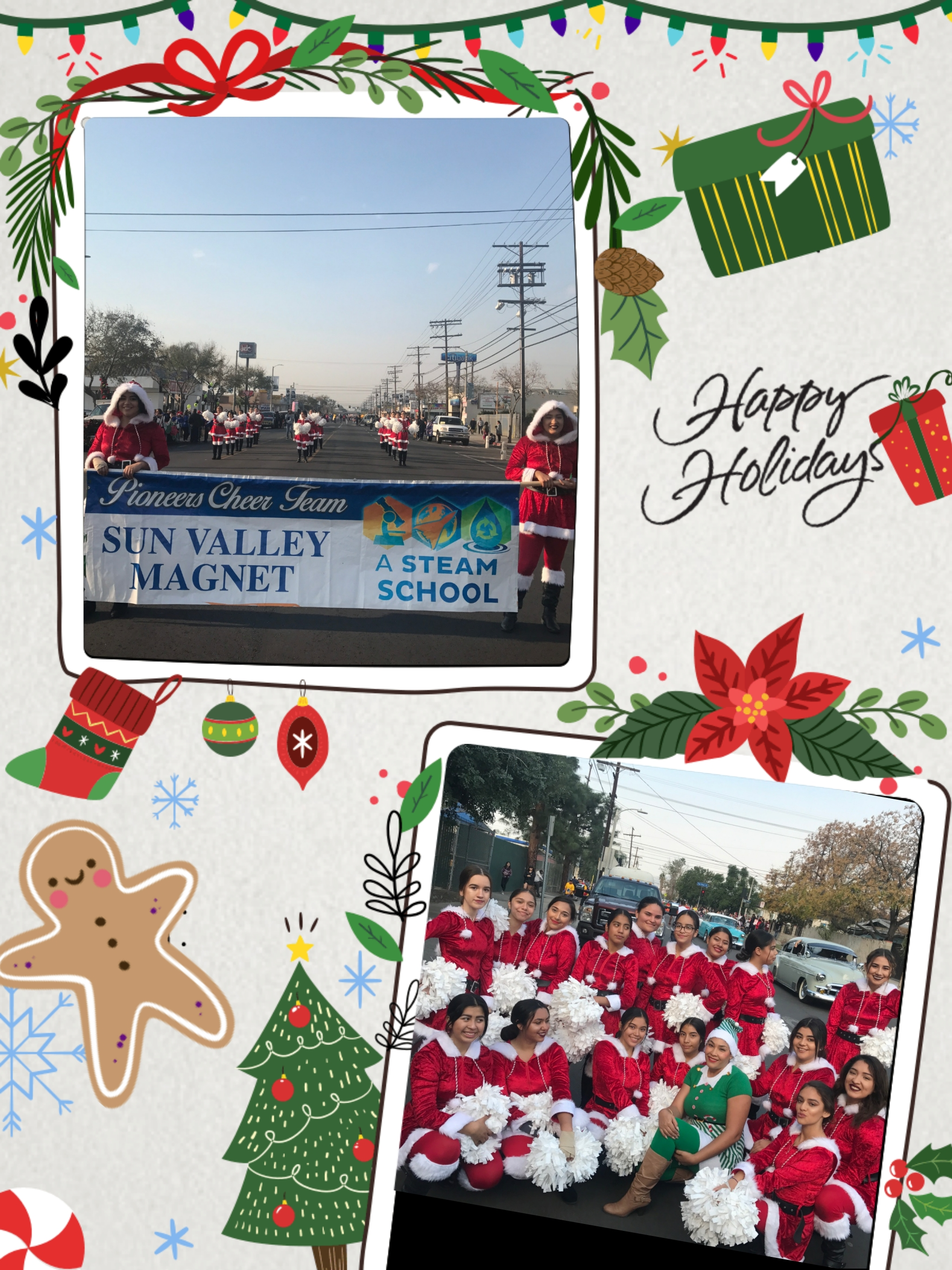 PACOIMA 50TH CHRISTMAS PARADE - 12/16/17