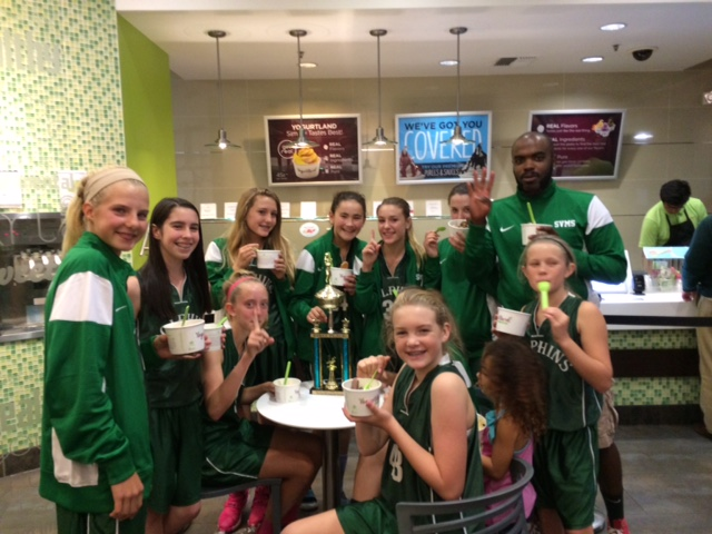 2016-17 7th Grade Champions ~ Tournament and Leauge