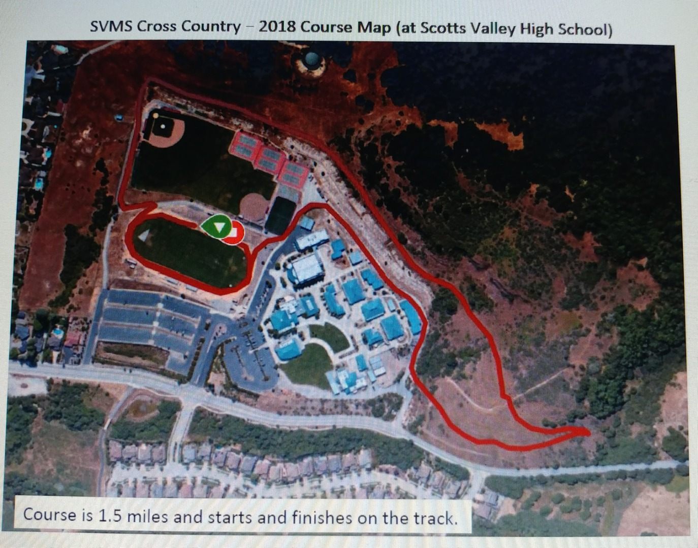 Scotts Valley High School Course