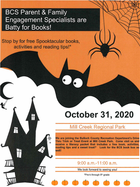 Batty for Books